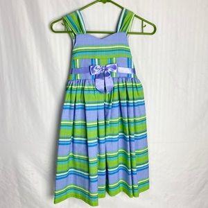 Bonnie Jean Easter Dress Sz 8 Girl